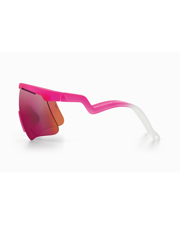 Alba Optics Delta Fucsia VZUM Lava Sonnenbrille