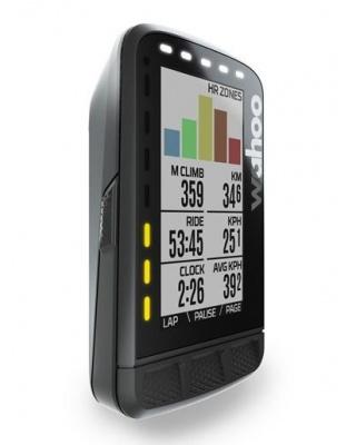 Wahoo Fitness ELEMNT ROAM GPS Fahrradcomputer - schwarz
