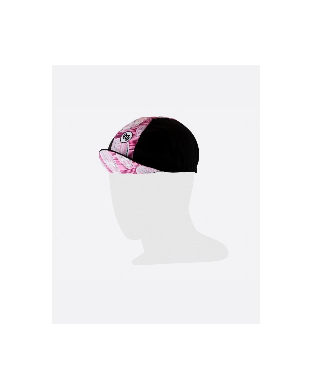 MB Wear Radmütze/Renncap/Radcap Pink Skull