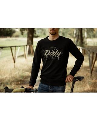 Fahrrad Pullover Let´s get dirty Cyclocross