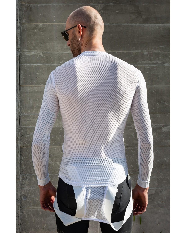 Raso Unterhemd langarm