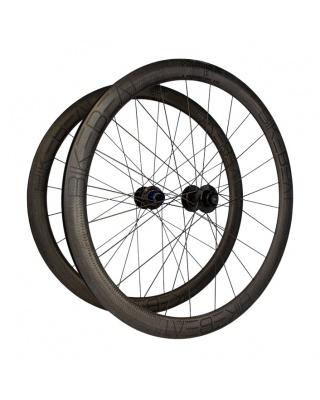 BikeBeat Laufräder Drahtreifen ÜBERFLIEGER DISC PRO