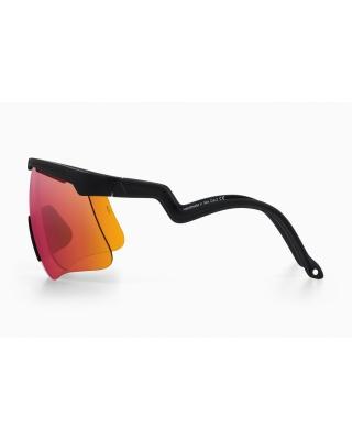 Alba Optics Delta schwarz VZUM™ ML LAVA Sonnenbrille