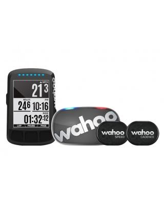 Wahoo Fitness ELEMNT BOLT GPS schwarz + TICKR 2+ RPM Bundle - Fahrradcomputer