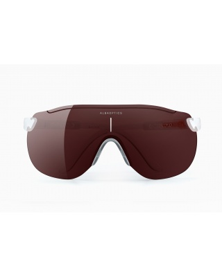 Alba Optics Stratos Radbrille GHOST VZUM™ POU Glastönung