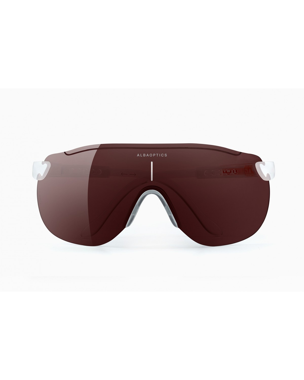 Alba Optics Stratos Radbrille GHOST VZUM™ POU Glastönung
