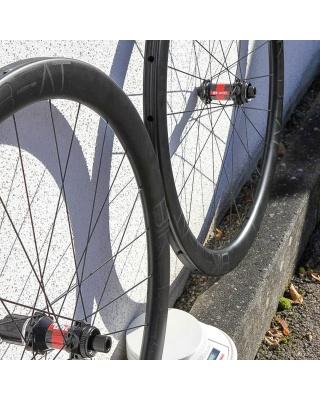 BikeBeat Laufräder Schlauchreifen ÜBERFLIEGER DISC