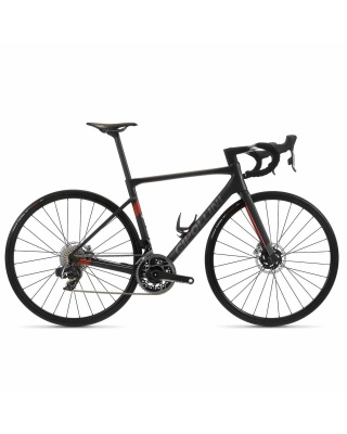 Cipollini Dolomia Disc Rahmenset CARBON - ANTHRACITE - RED MATT 21