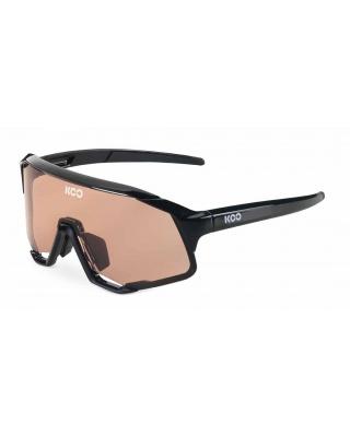 KOO Demos Sonnenbrille schwarz-rosa