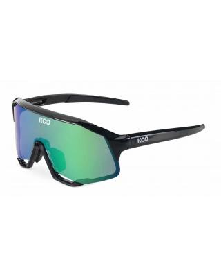 KOO Demos Sonnenbrille schwarz-grün