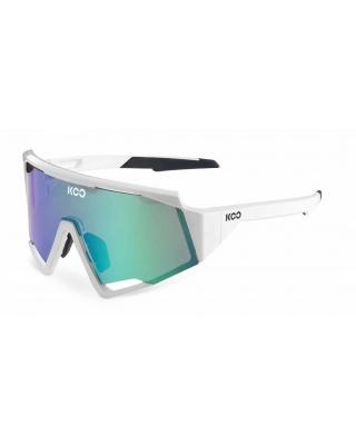 KOO SPECTRO Sonnenbrille weiß-grün