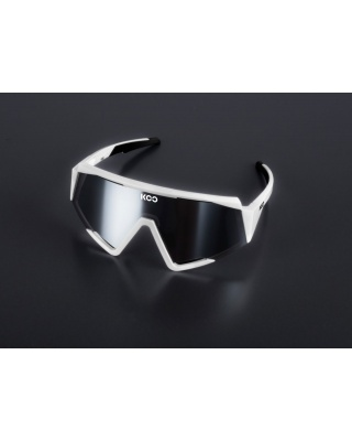 KOO SPECTRO Sonnenbrille weiß-silber