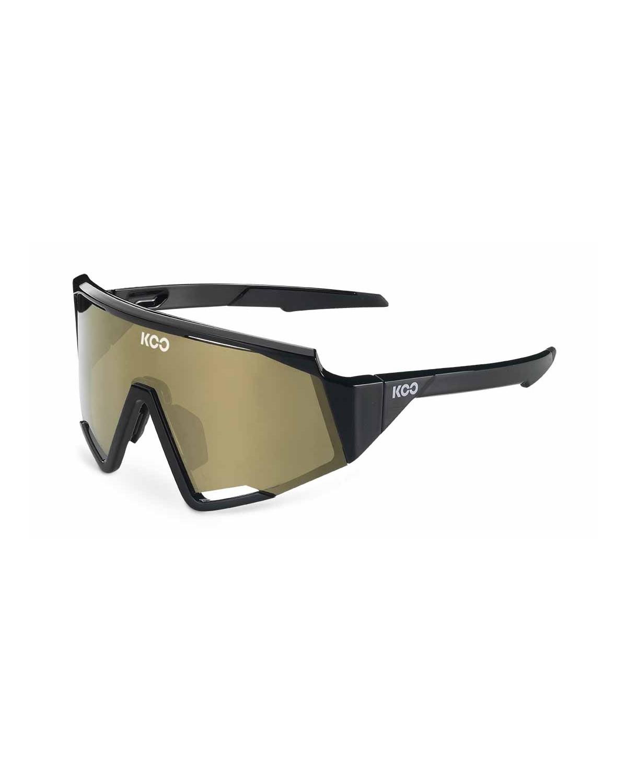 KOO SPECTRO Sonnenbrille schwarz-bronze