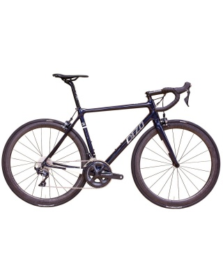 DIZO S6ego Carbon Rahmenset Rebel Blue
