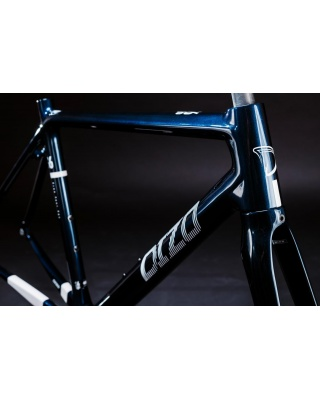 DIZO S6ego Carbon Rahmenset Rebel Blue