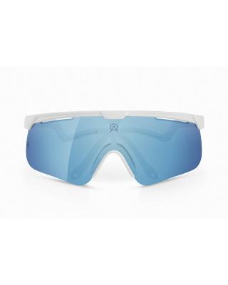 Alba Optics Delta weiß VZUM™ ML CIELO Sonnenbrille