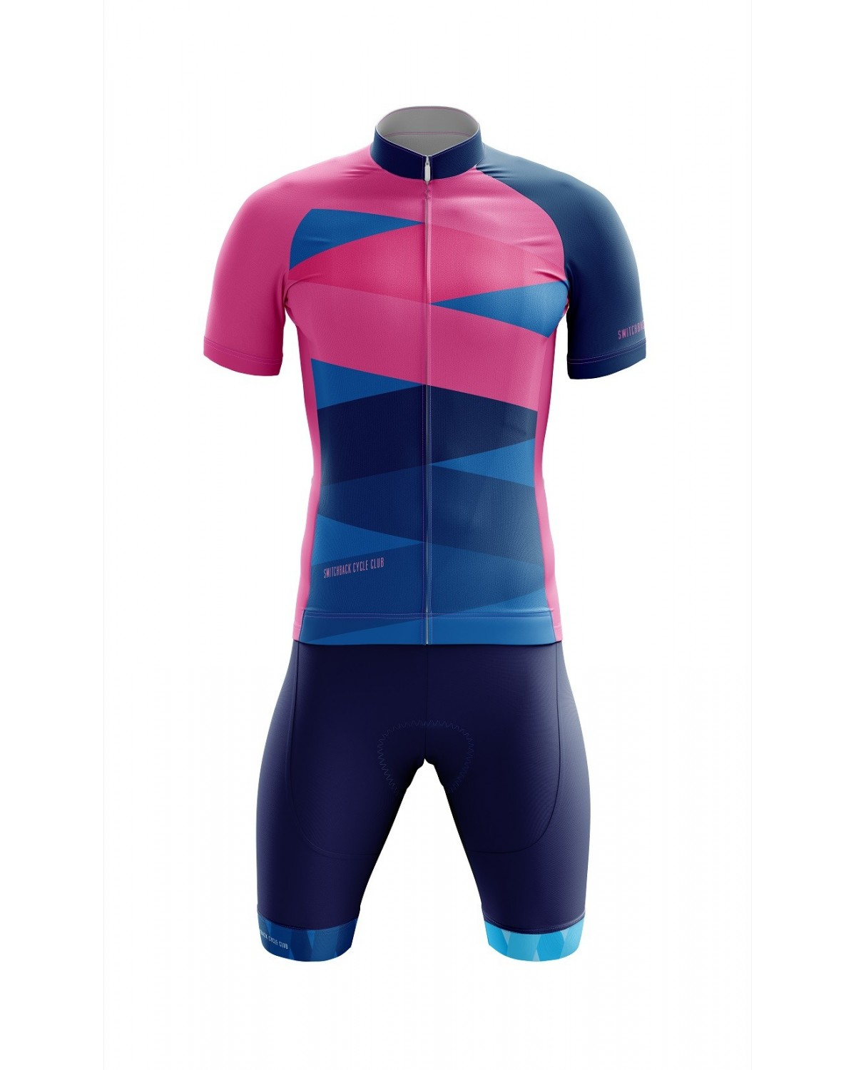 Switchback Cycle Club Highland Radtrikot