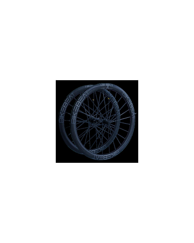 BikeBeat Laufräder ÜBERFLIEGER Prototyp Disc