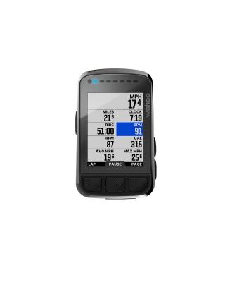 Wahoo Fitness ELEMNT BOLT V2 GPS Fahrradcomputer - schwarz