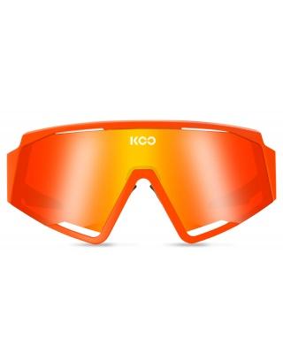 KOO SPECTRO Sonnenbrille Orange Fluo