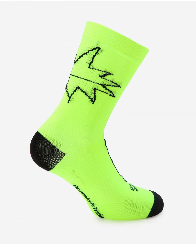 The Wonderful Socks La Bomba Radsocken