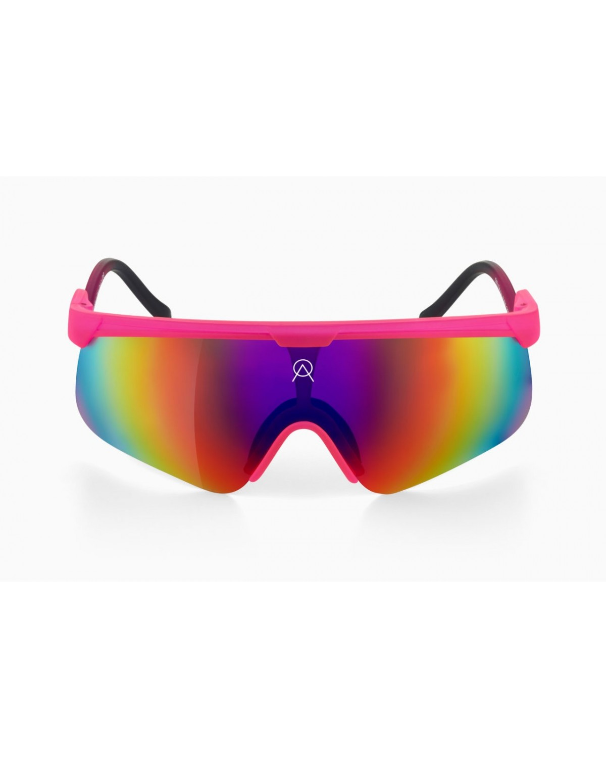 Alba Optics Delta Fucsia GR Retro Radbrille