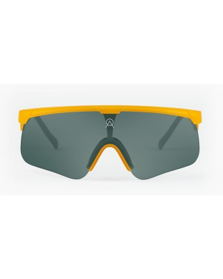 Alba Optics Delta Hay Yellow Sonnenbrille