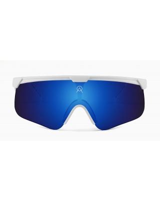 Alba Optics Delta White Revo Sky Sonnenbrille