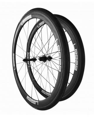 Leeze AC 35 Laufräder Drahtreifen mit Reifen Continental Grand Prix 4000 S II