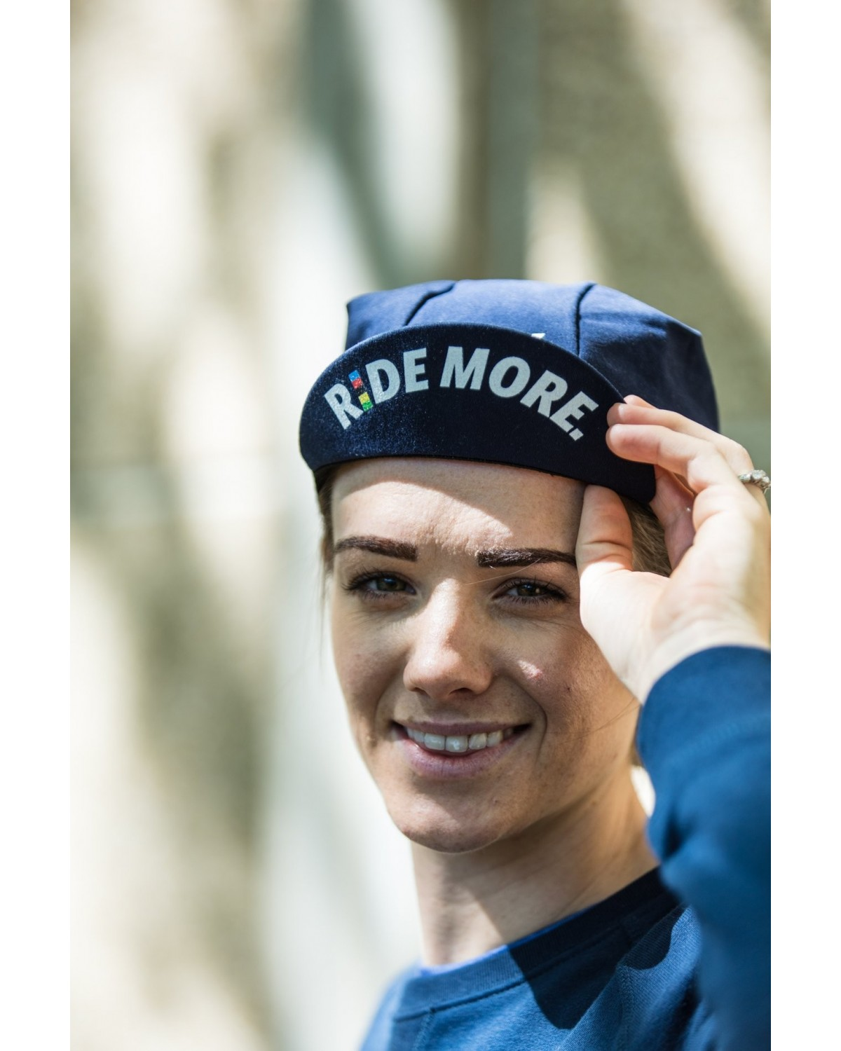 Radmütze TALK LESS RIDE MORE Cois Cycling