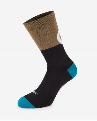 The Wonderful Socks Caffe Radsocken