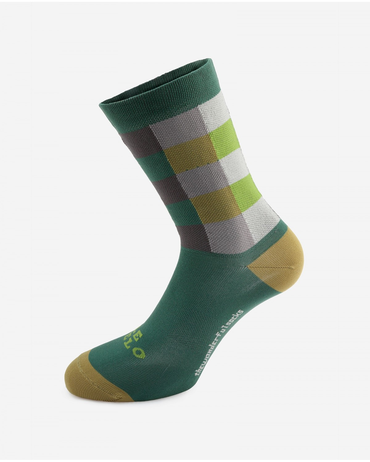 The Wonderful Socks Le Velò Radsocken