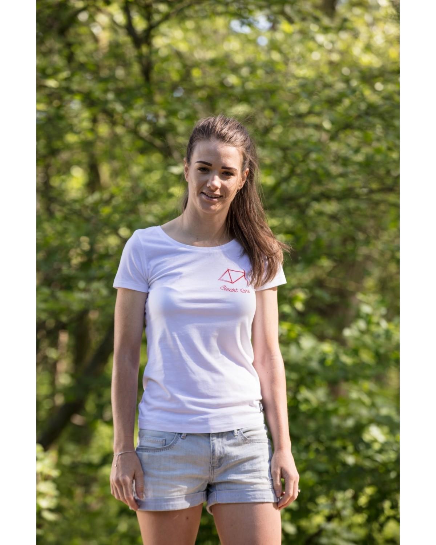 T-Shirt Damen Heart Core Cois Cycling