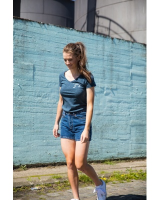 T-Shirt Damen Let´s get lost Cois Cycling