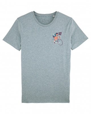 T-Shirt Breakaway Ice blue Cois Cycling