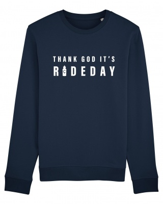 Sweater Rideday 2.0 Navyblau Cois Cycling