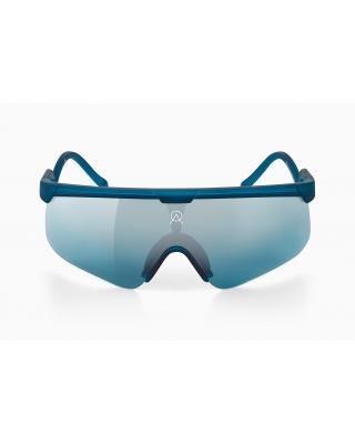 Alba Optics Delta Mr Blue indigo blue Sonnenbrille