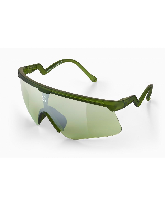 Alba Optics Delta Mr Green Erba green Sonnenbrille