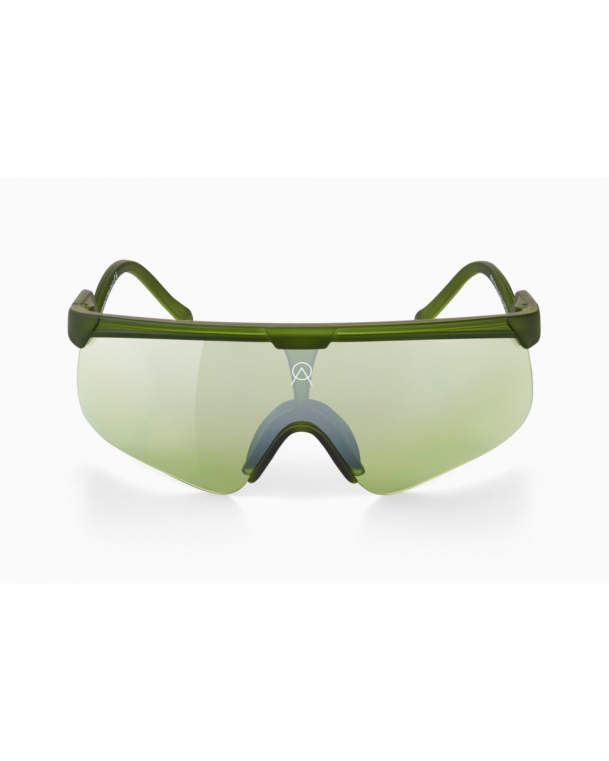 Alba Optics Delta Mr Green Erba green Sonnenbrille