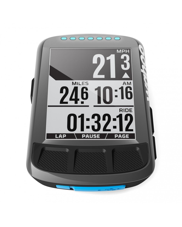 Wahoo Fitness ELEMNT BOLT GPS Fahrradcomputer - schwarz