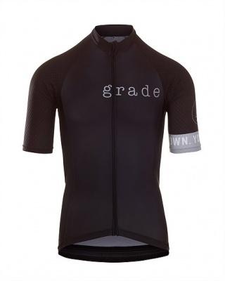 grade cycling Radtrikot king of pain