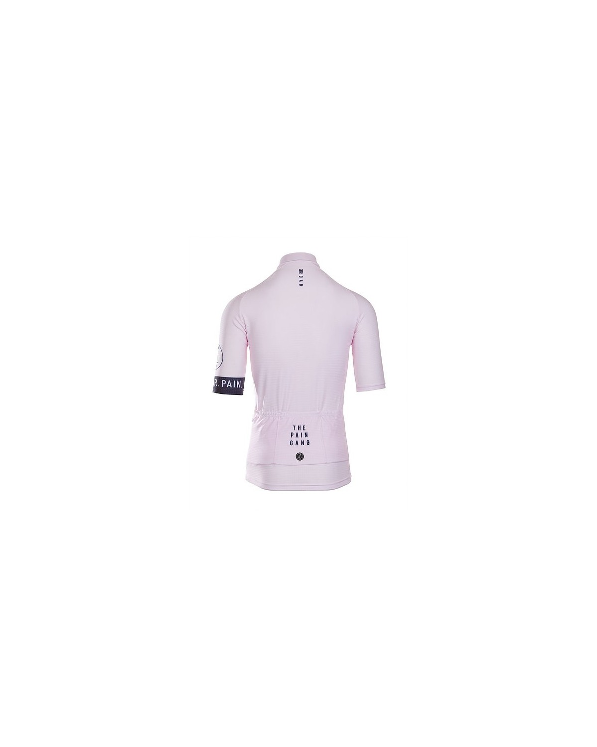 grade cycling Radtrikot king of the road pink