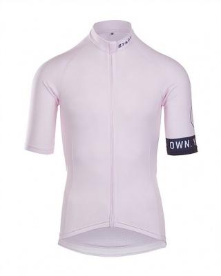 grade cycling Radtrikot king of the road pink
