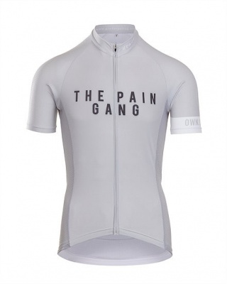 grade cycling Radtrikot Hors catégory pain gang team