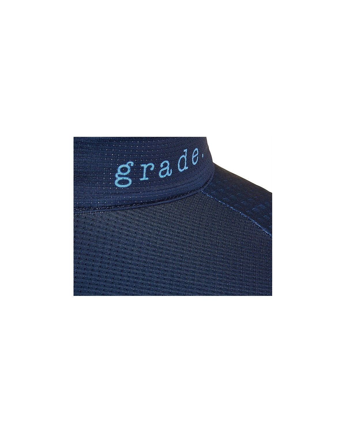 grade cycling Damen Radtrikot king of the road blau