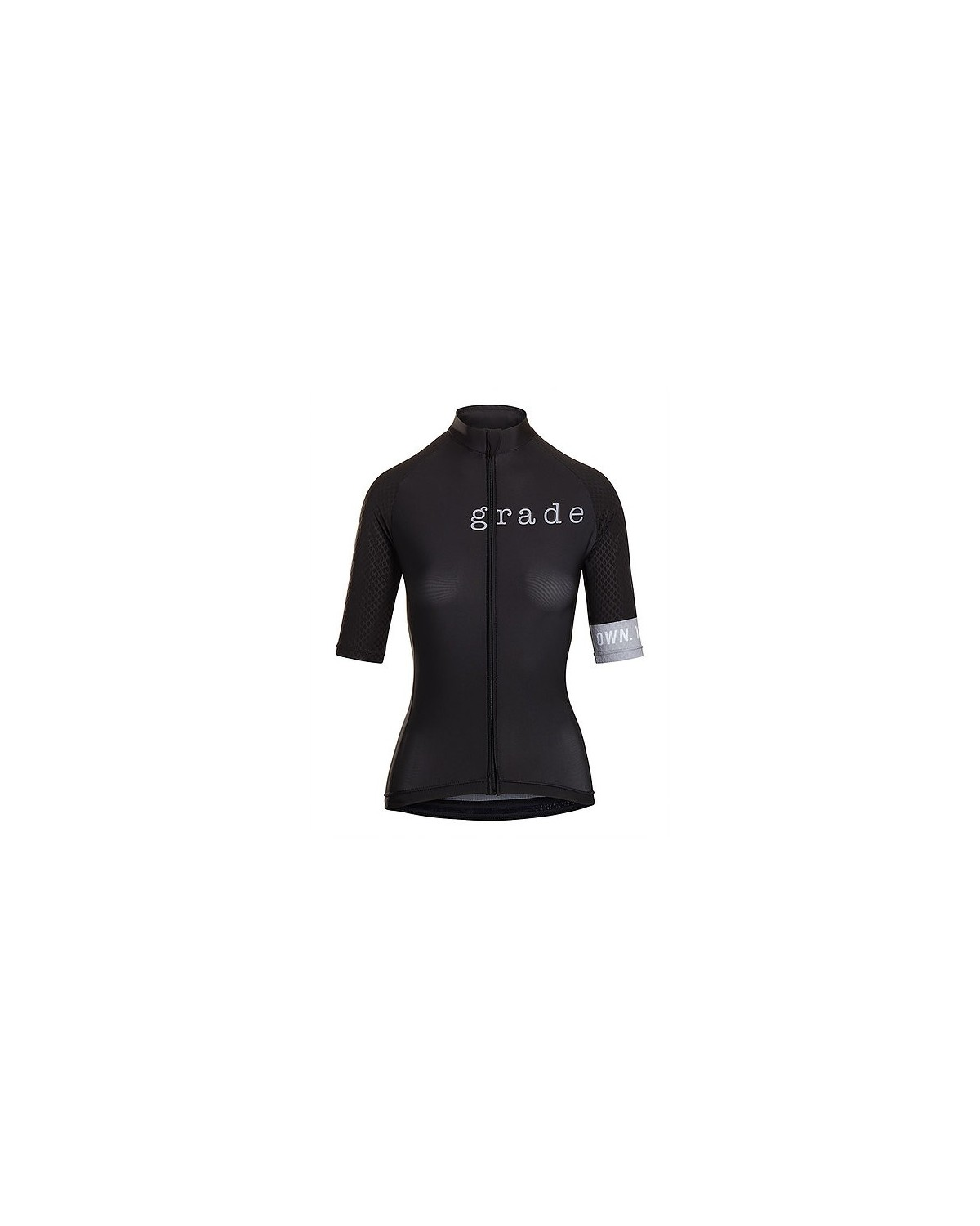 grade cycling Damen Radtrikot king of pain