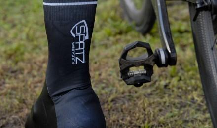 Spatzwear Radüberschuhe für extreme Wetterbedingungen